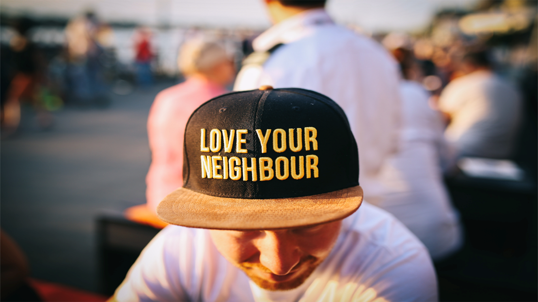 Four Ways We Can Become Good Neighbors